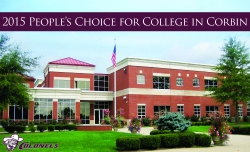 Corbin Campus chosen People's Choice for College