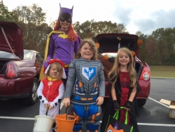 Trunk or Treat at EKU Corbin